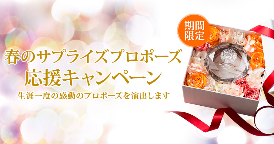 春の期間限定カラー「honey」プレゼント