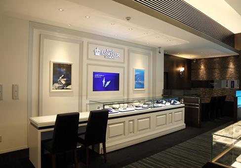 長野市ブルージュ一真堂正規取扱い結婚指輪・婚約指輪ブランドのロイヤルアッシャーダイヤモンド