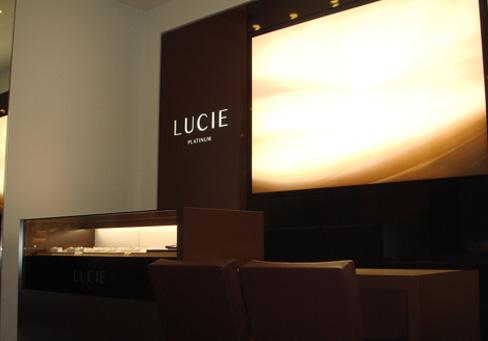 一真堂飯田本店正規取扱い結婚指輪・婚約指輪ブランドのLUCIE(ルシエ)