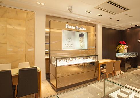 長野市ジュエリーリッツ一真堂は長野県内唯一の結婚指輪・婚約指輪ブランドのPonte Vecchio(ポンテヴェキオ)正規取扱い店
