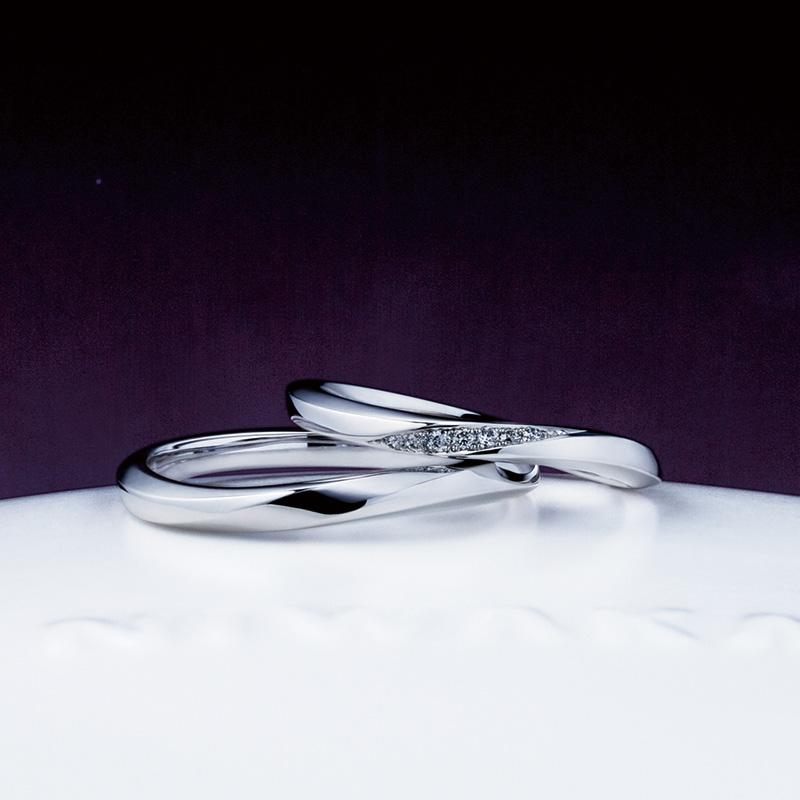 【長野市】俄のご結婚指輪をお作りいただきました!