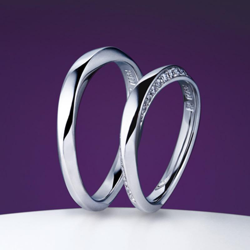 凛|NIWAKA 結婚指輪