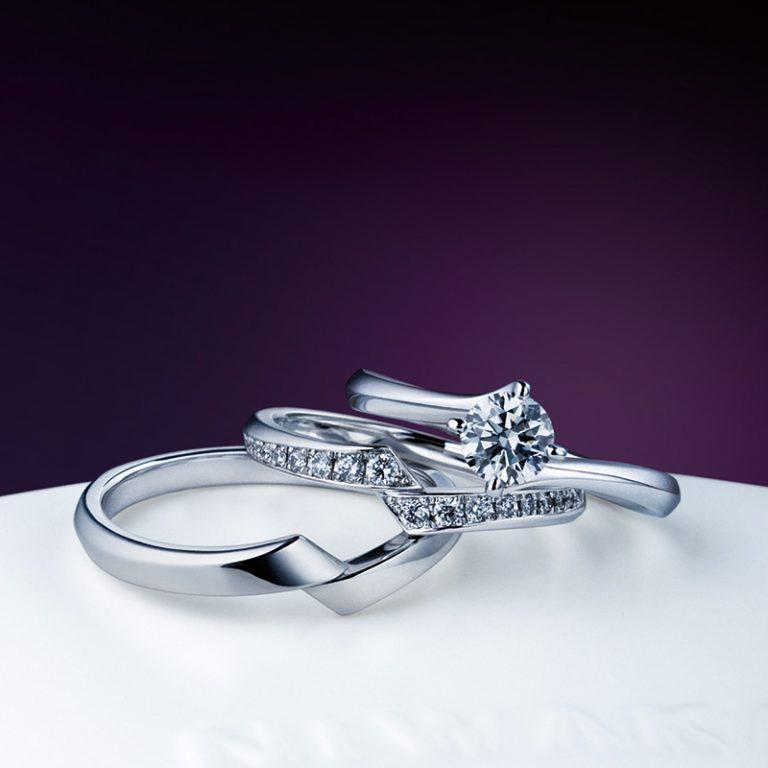 柊 綾|NIWAKA 婚約指輪・結婚指輪