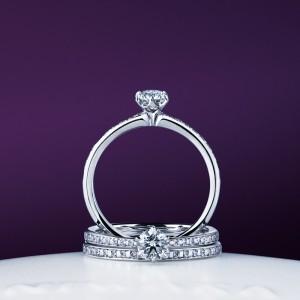 かれん NIWAKA 婚約指輪・結婚指輪