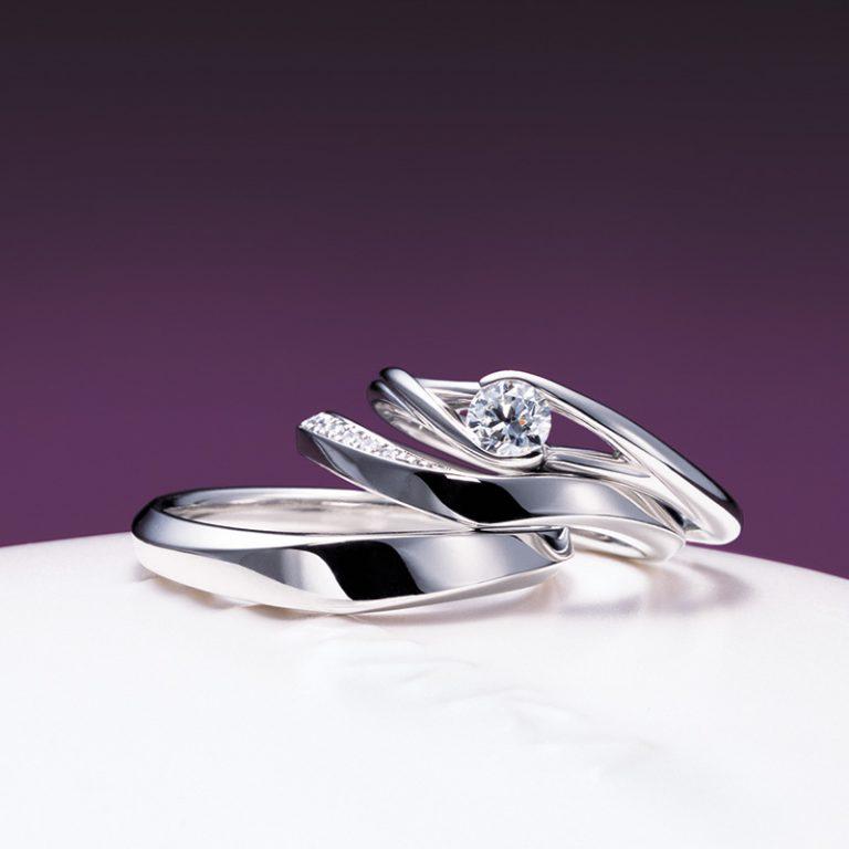 望 水鏡|NIWAKA 婚約指輪・結婚指輪