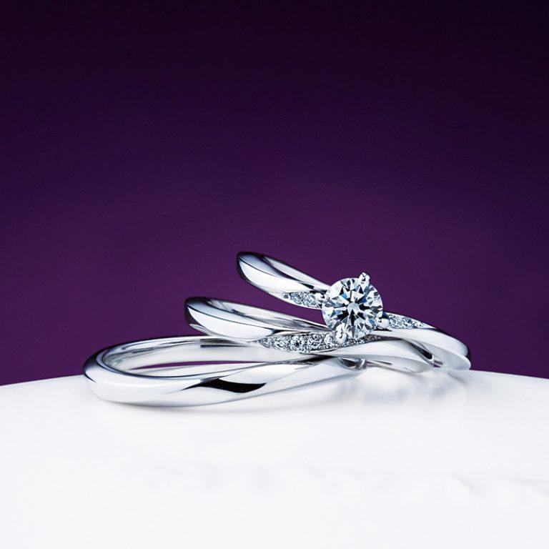 露華 朝葉|NIWAKA 婚約指輪・結婚指輪
