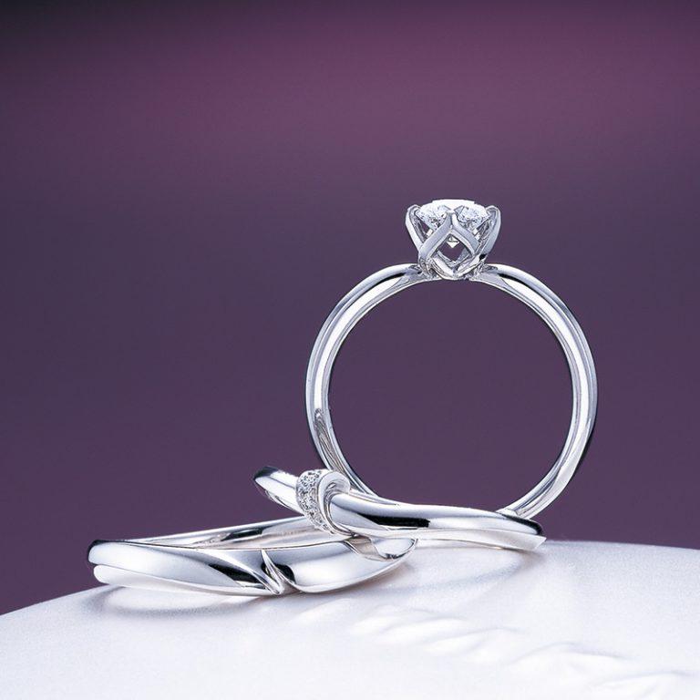 結|NIWAKA 婚約指輪・結婚指輪