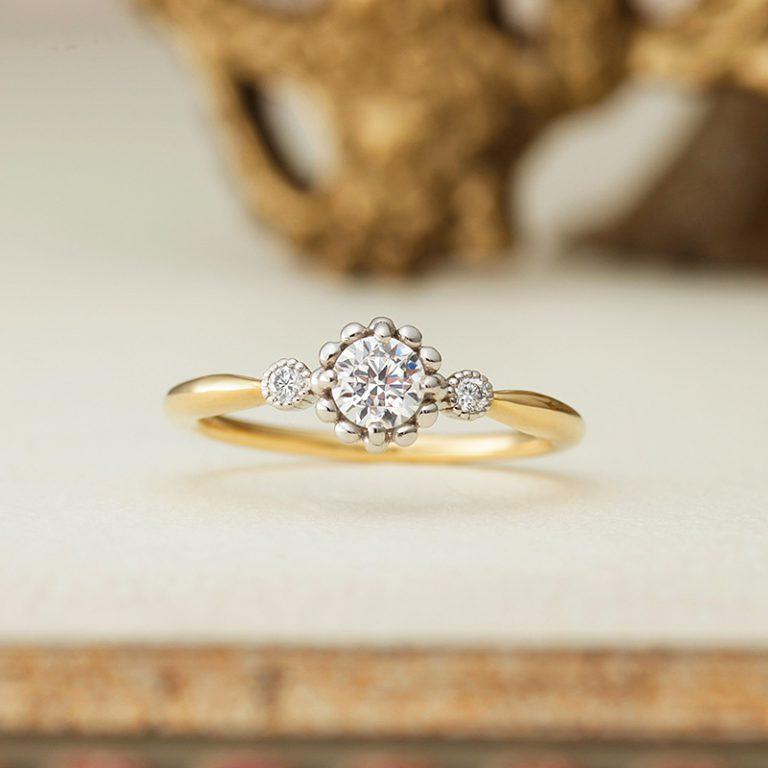 LOFTEL(ルフテル)|アンティック婚約指輪