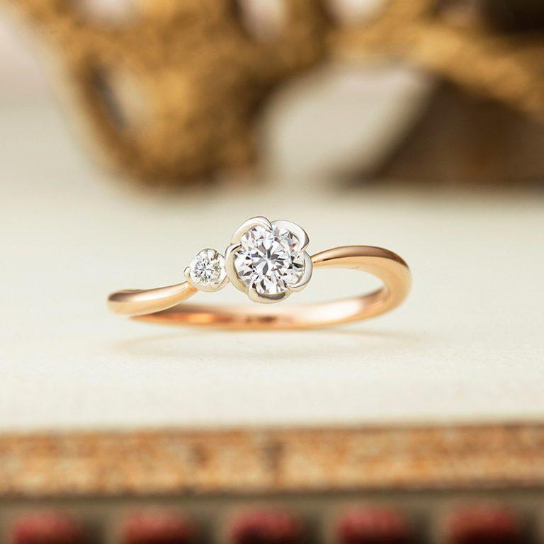 VERFAIT(ベルフェ)|アンティック婚約指輪