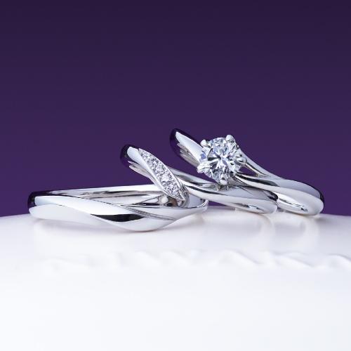 初桜|NIWAKA 婚約指輪・結婚指輪
