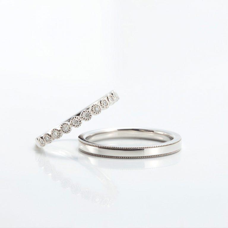 MILLE AMORE(ミルアモーレ)|ポンテヴェキオ結婚指輪