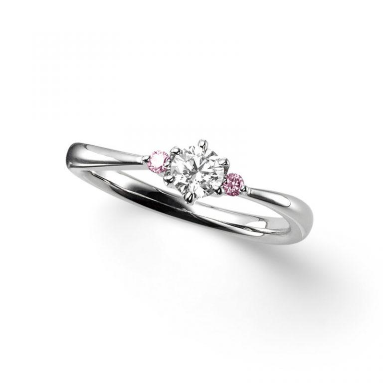 ROSA(ローザ) ポンテヴェキオ婚約指輪