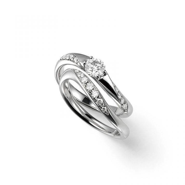 BREZZA(ブリーザ)|ポンテヴェキオ婚約指輪・結婚指輪