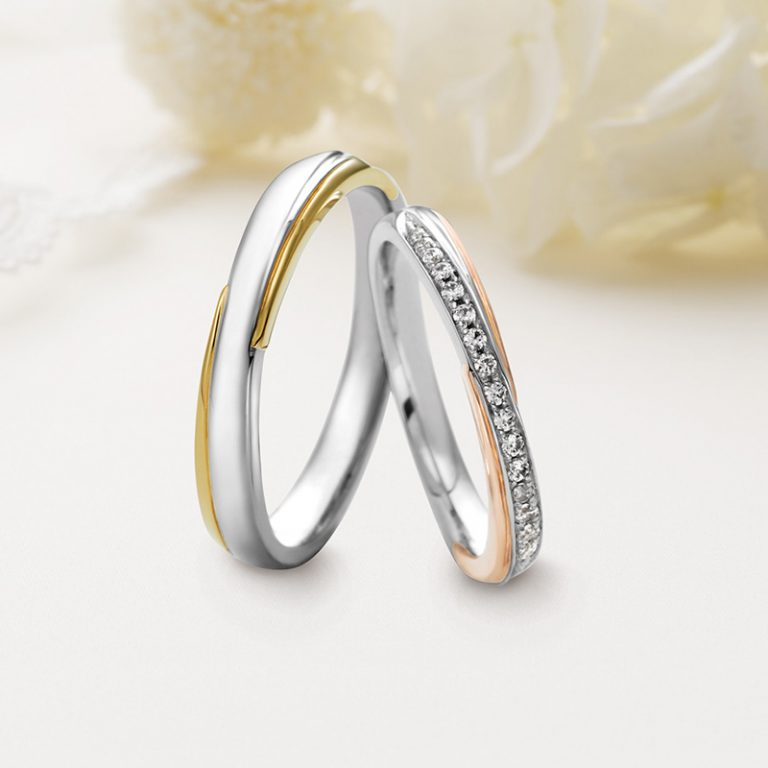 Meteore(メテオール) クワンドゥマリアージュの結婚指輪