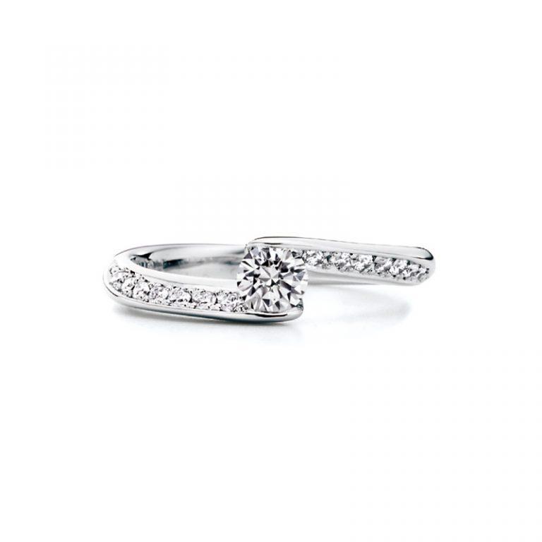 ERA684|ロイヤルアッシャー婚約指輪