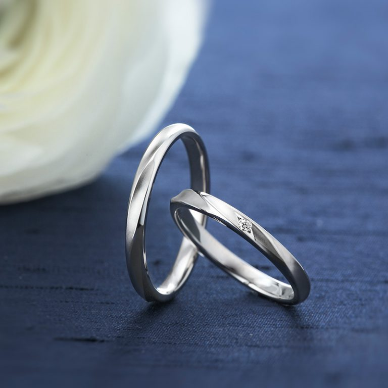 WRA033 WRB048|ロイヤルアッシャー結婚指輪
