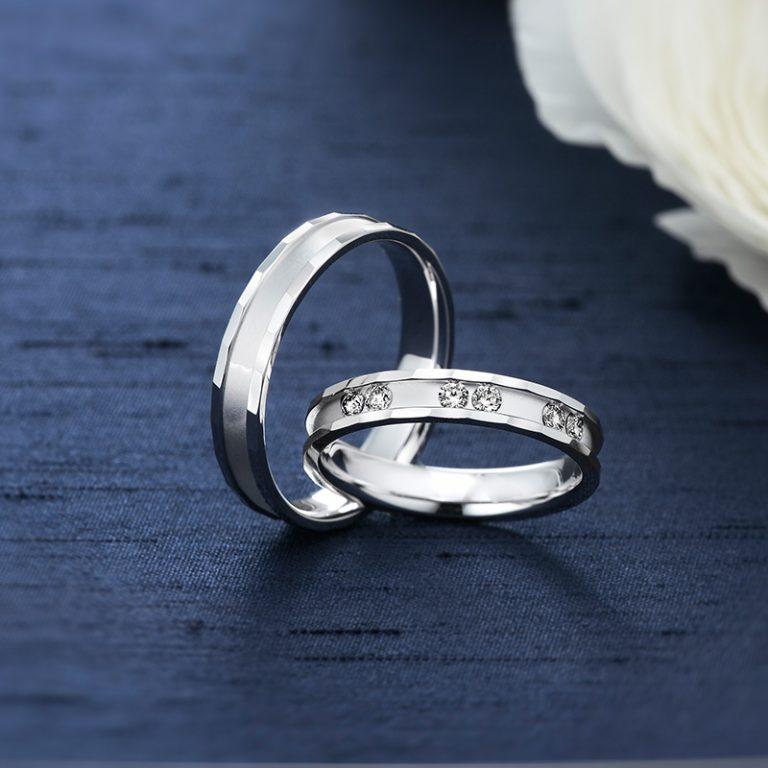 WRA035 WRB052|ロイヤルアッシャー結婚指輪