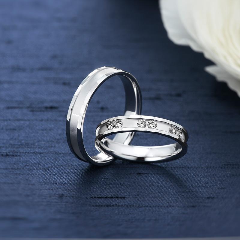 WRA035 WRB052 ロイヤルアッシャー結婚指輪