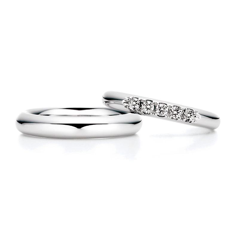 WRA004 WRB002|ロイヤルアッシャー結婚指輪