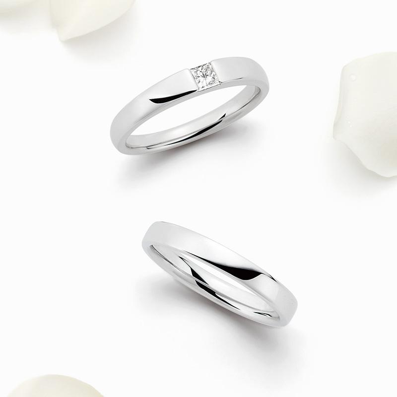 WRA006 WRB007|ロイヤルアッシャー結婚指輪