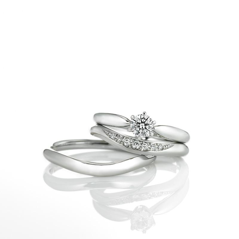 ERA260 WRA028 WRB038 ロイヤルアッシャー婚約指輪・結婚指輪