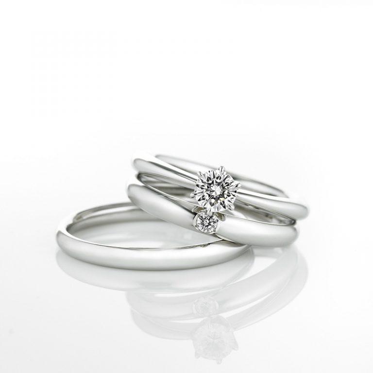 ERA251 WRA026 WRB036|ロイヤルアッシャー婚約指輪・結婚指輪