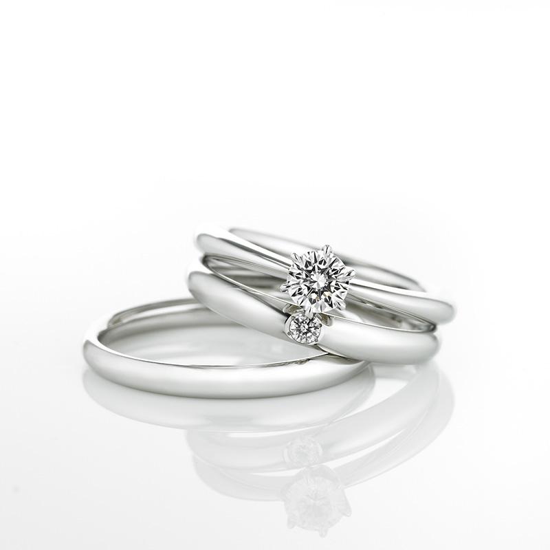 ERA251 WRA026 WRB036 ロイヤルアッシャー婚約指輪・結婚指輪