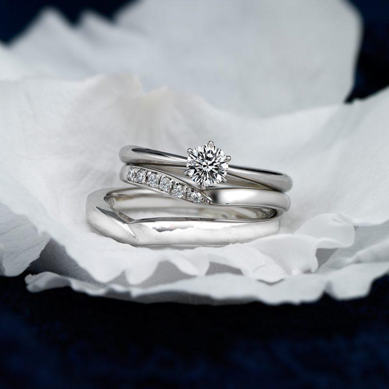 ERA251 WRA025 WRB034|ロイヤルアッシャー婚約指輪・結婚指輪