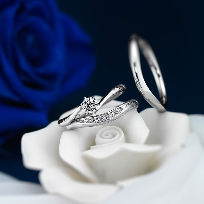 ERA318 WRA028 WRB38|ロイヤルアッシャー婚約指輪・結婚指輪