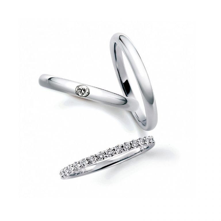 JRA0196BP WRA026 WRB036|ロイヤルアッシャー婚約指輪・結婚指輪
