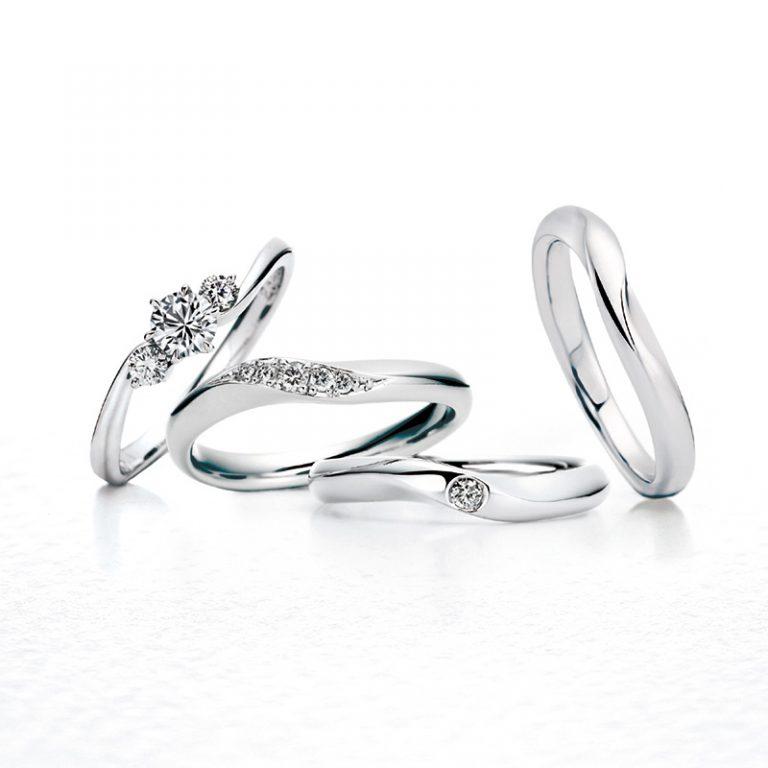 ERA680 WRA009 WRB013 WRB035 ロイヤルアッシャー婚約指輪・結婚指輪