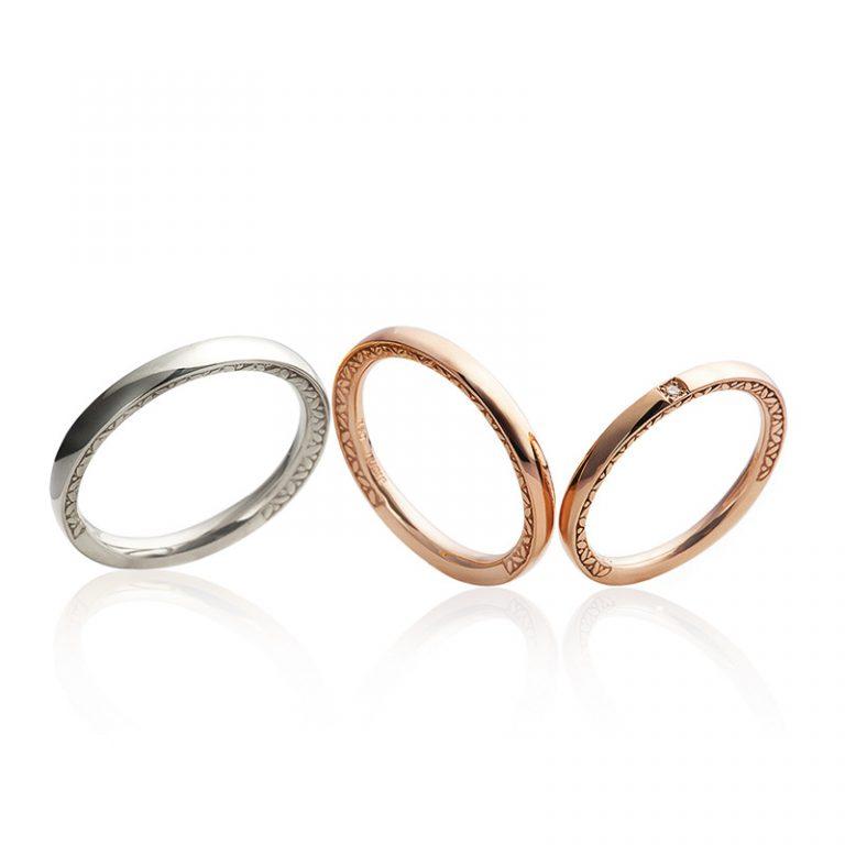 Naissance(ネッサンス)|LUCIE結婚指輪