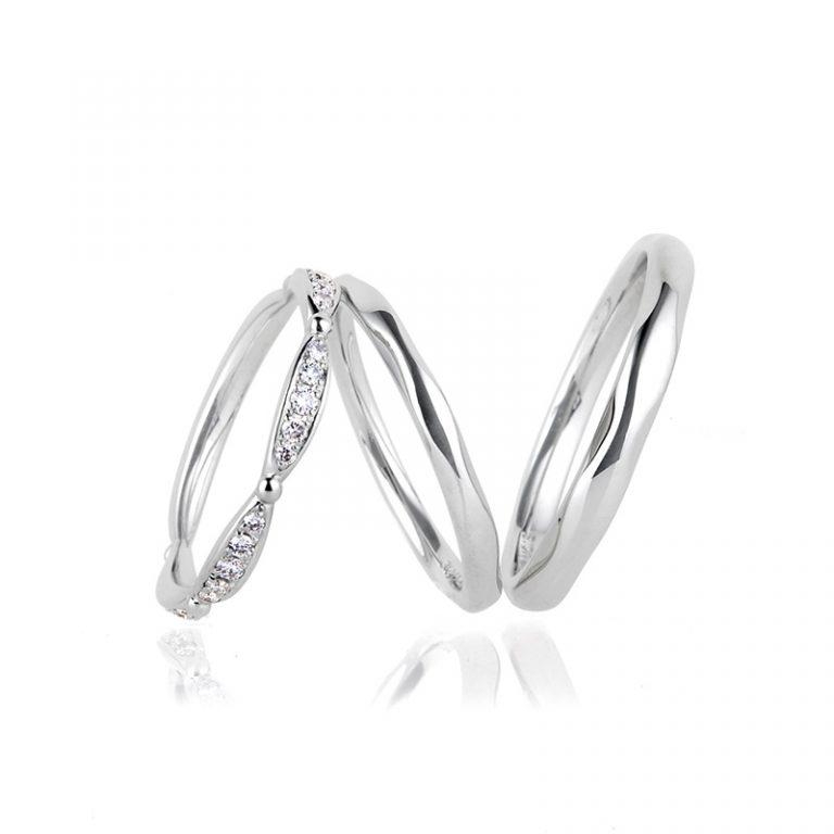 Aria(アリア)|LUCIE結婚指輪