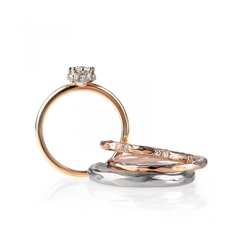 Branche(ブランシュ)|LUCIE婚約指輪 結婚指輪