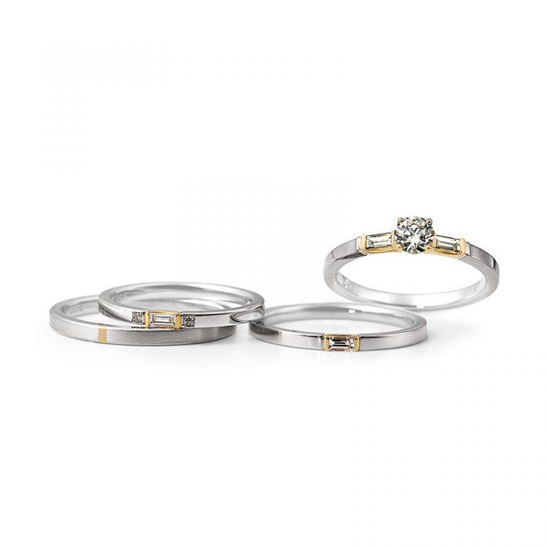 Arc(アルク)|LUCIE婚約指輪 結婚指輪