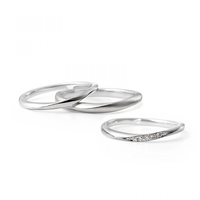 Leafage(リファージュ)|LUCIE結婚指輪