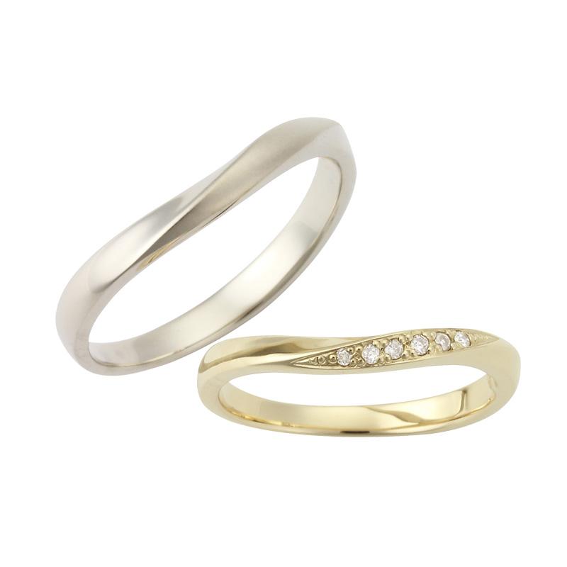 プルーブ結婚指輪