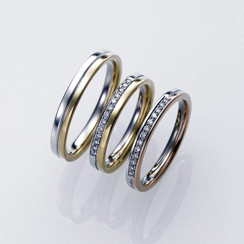 9650260/9750260|FISCHER(フィッシャー)結婚指輪