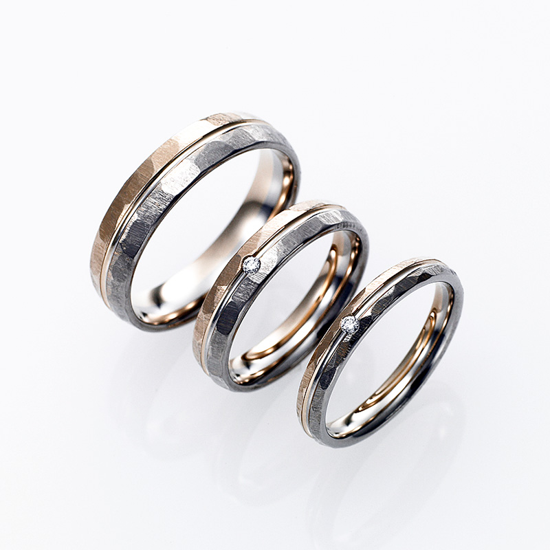 9650370/9750370 FISCHER(フィッシャー)結婚指輪
