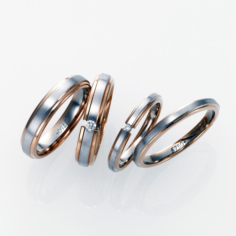 9650230/9750230|FISCHER(フィッシャー)結婚指輪
