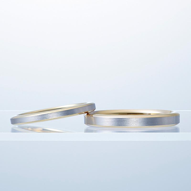 HARMONY(ハーモニー) YW102/YW101 N.Y NIWAKA結婚指輪