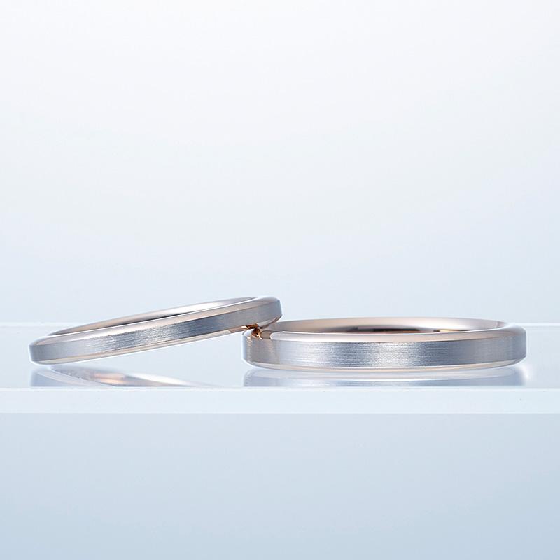 HARMONY YW102/YW101|N.Y NIWAKA結婚指輪