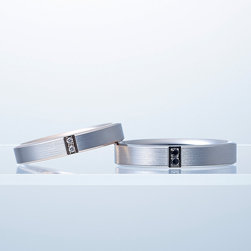 HARMONY YW122KD/YW121|N.Y NIWAKA結婚指輪