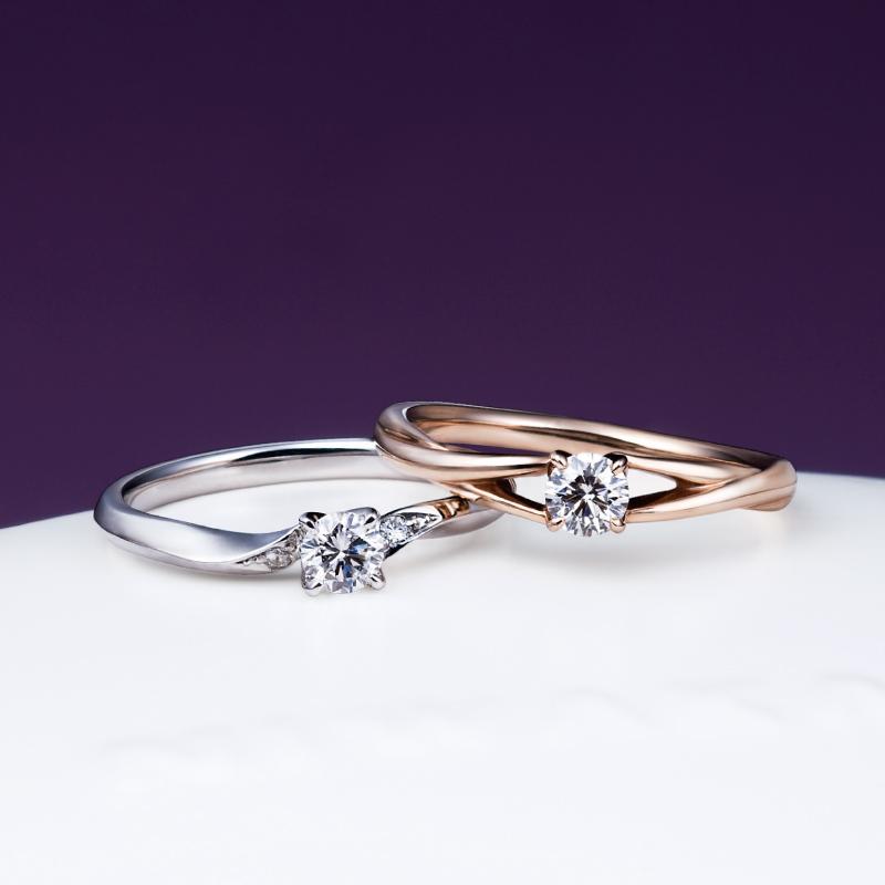 ことのは|NIWAKA 婚約指輪