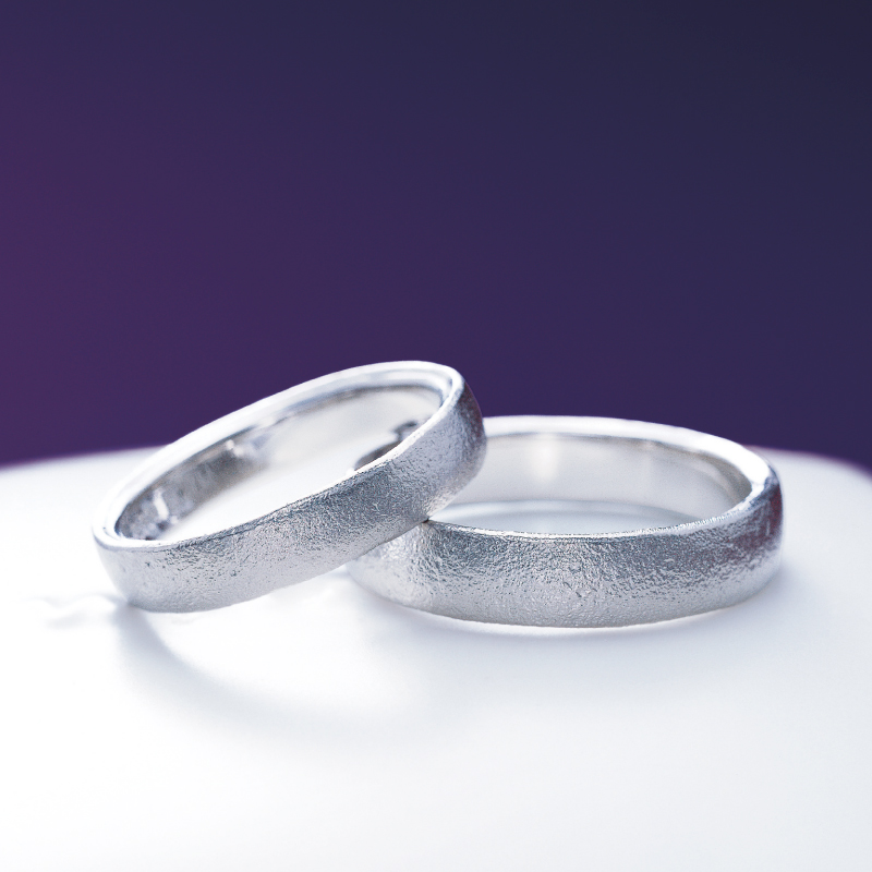 長次郎 NIWAKA 結婚指輪