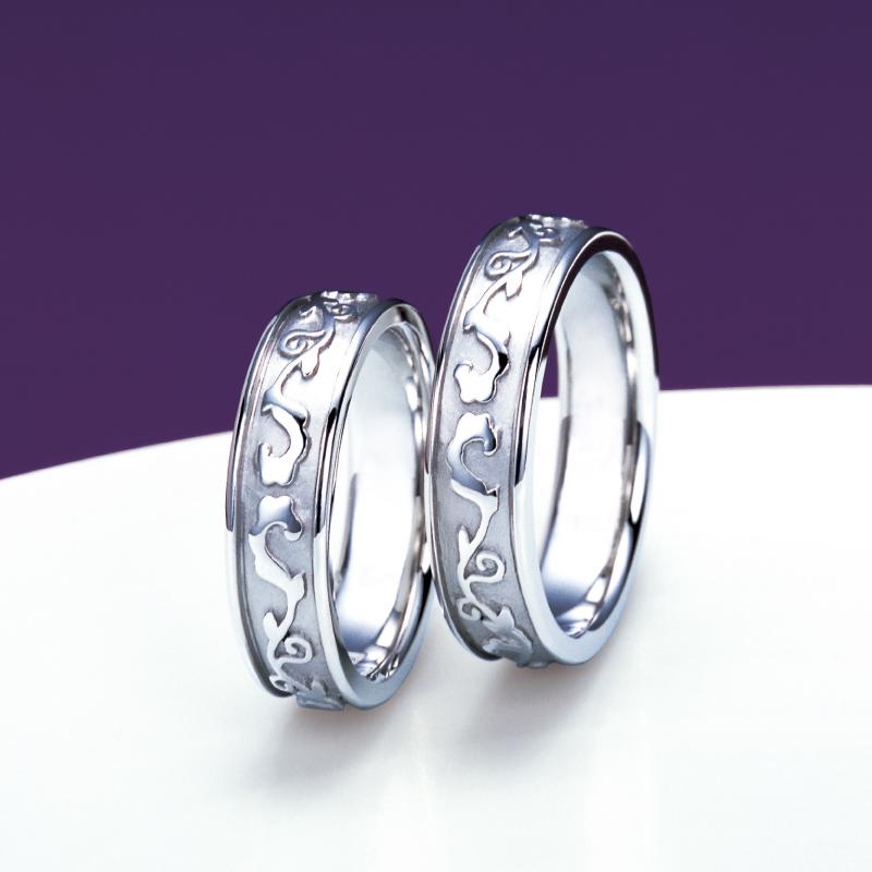 雲龍|NIWAKA 結婚指輪