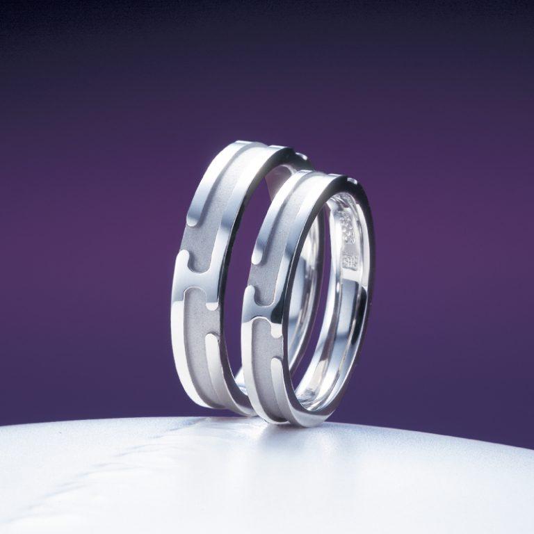 八重霞|NIWAKA 結婚指輪
