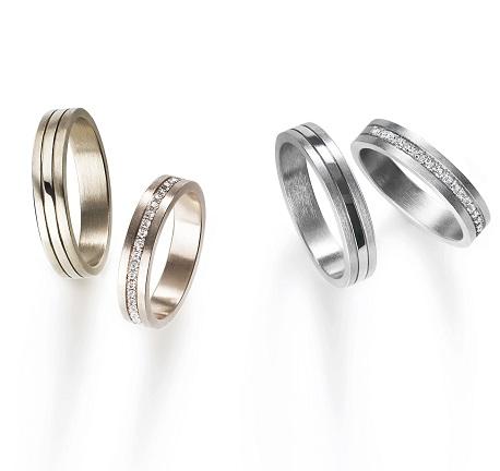コンビネーションズリング|AHKAH(アーカー) 結婚指輪