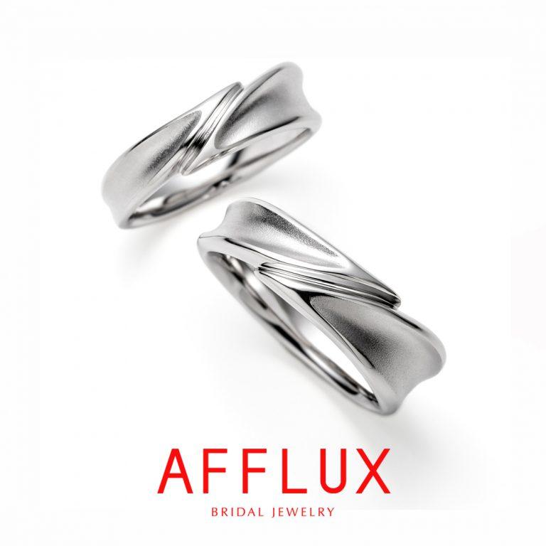 リーフ|アフラックス結婚指輪