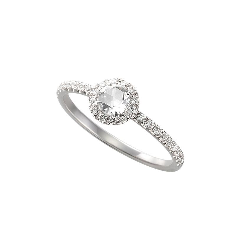 ヴィヴィアンローズリング|AHKAH(アーカー) 婚約指輪